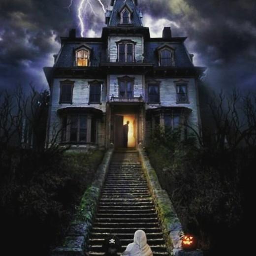 #happyhalloween #halloween #oct31st #hauntedhouse #haunted